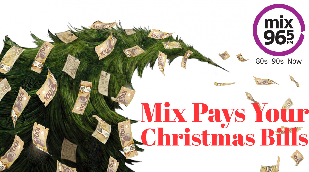 Mix Pays Your Christmas Bills